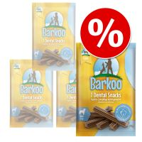 Ekonomipack: Barkoo Dental Snacks