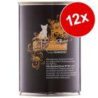 Ekonomipack: catz finefood Purrrr 12 x 400/375 g
