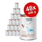 Ekonomipack: Concept for Life Veterinary Diet 48 x 400 g