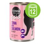 Ekonomipack: Cosma Asia in Jelly 12 x 400 g
