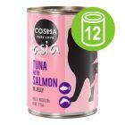 Ekonomipack: Cosma Asia in Jelly 12 x 400 g