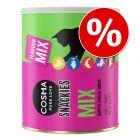 Ekonomipack: Cosma Snackies Maxi Tube