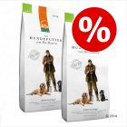 Ekonomipack: 2 eller 3 påsar Defu Organic hundfoder