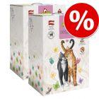 Ekonomipack: GranataPet kattfoder 2 x 9 kg till lågt pris!