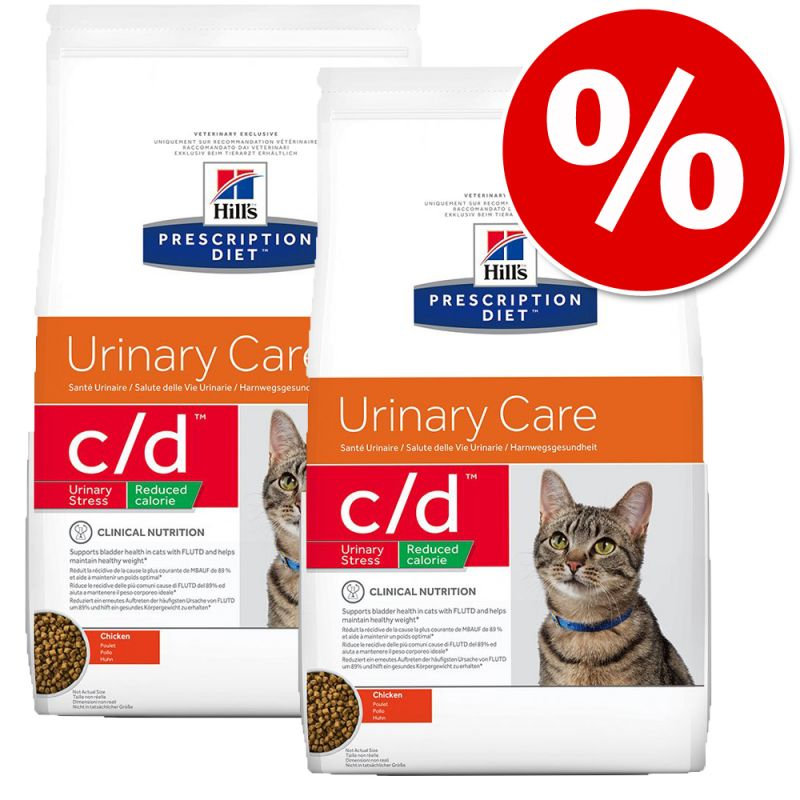 Ekonomipack: Hill's Prescription Diet Feline