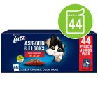 "Ekonomipack: Latz ""As good as it looks"" Adult Pouch 44 x 85 g"