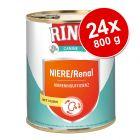Ekonomipack: RINTI Canine 24 x 800 g