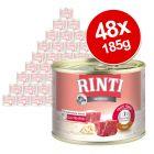 Ekonomipack: RINTI Sensible 48 x 185 g