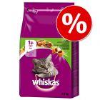 Ekonomipack: Whiskas torrfoder
