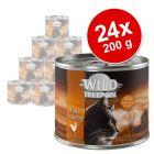 Ekonomipack: Wild Freedom Adult 24 x 200 g