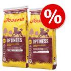Ekonomipack: 2 x 15 eller 3 x 4 kg Josera hundfoder