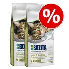 Ekonomipack: 2 x 10 kg Bozita Feline kattfoder till lågpris!
