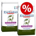 Ekonomipack: 2 x 7,5 / 12,5 kg Exclusion Diet Hypoallergen torrfoder