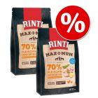 Ekonomipack: 2 x 12 kg Rinti Max-I-Mum torrfoder