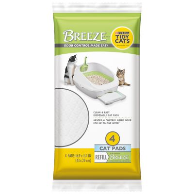 Empapadores para el sistema Purina Tidy Cats Breeze