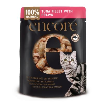 Encore Cat Pouch Saver Pack 48 x 70g