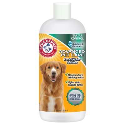 Enjuague bucal Arm & Hammer para perros