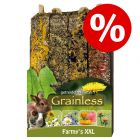 4er-Pack JR Farm Farmy's Grainless XXL zum Sonderpreis!