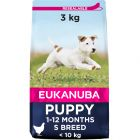 Eukanuba Growing Puppy Small Breed - Chicken