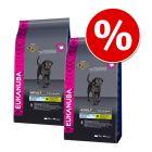 Икономична опаковка: Eukanuba суха храна за кучета