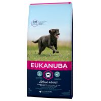Eukanuba Active Adult Large Breed poulet pour chien