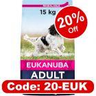 Eukanuba Active Adult Medium Breed Chicken
