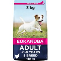Eukanuba Active Adult Small Breed - Chicken