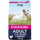 Eukanuba Active Adult Small Breed kylling