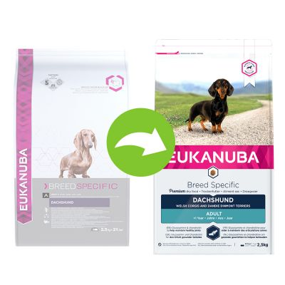 Eukanuba Adult Breed Specific Teckel pour chien
