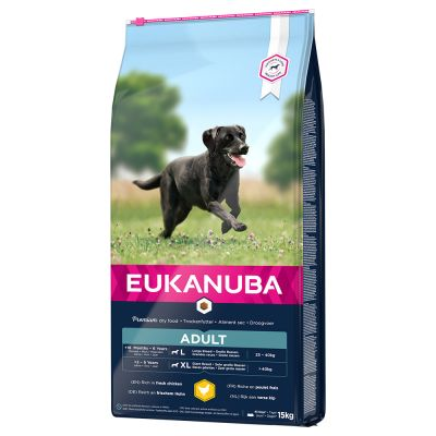 Eukanuba Adult Large Breed frango