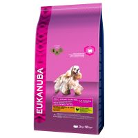 Eukanuba Adult Weight Control Medium Breed Chicken