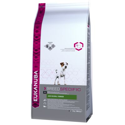 Eukanuba Breed + Snack 8in1 gratis!