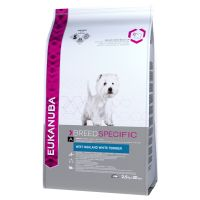 Eukanuba Breed West Highland White Terriër Hondenvoer