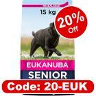 Eukanuba Caring Senior Large Breed Chicken