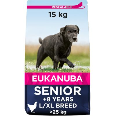 Eukanuba Caring Senior Large Breed Chicken