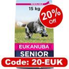 Eukanuba Caring Senior Medium Breed Chicken