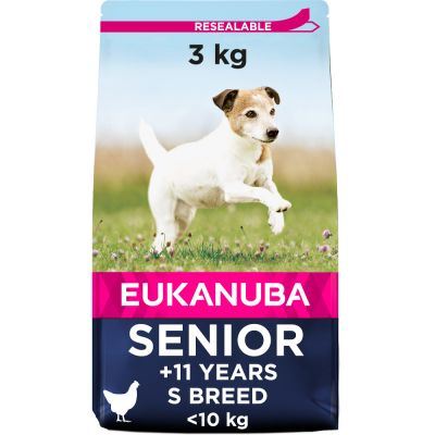 Eukanuba Caring Senior Small Breed - Chicken