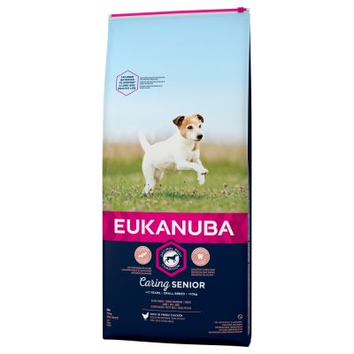 Eukanuba Caring Senior Small Breed Kylling