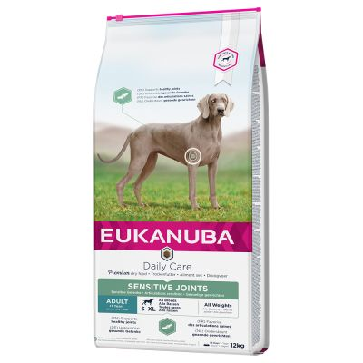 Eukanuba Daily Care Adult Sensitive Joints pour chien