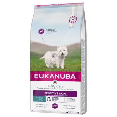 Eukanuba Daily Care Adult Sensitive Skin