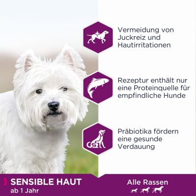 Eukanuba Daily Care Adult Sensitive Skin Hondenvoer