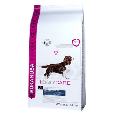 Eukanuba Daily Care Overweight, Sterilized