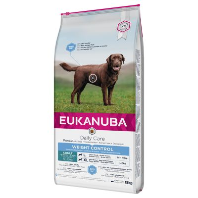 Eukanuba Daily Care Weight Control Large Adult pour chien
