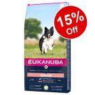 Eukanuba Dry Dog Food - 15% Off!*