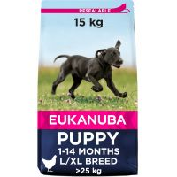 Eukanuba Growing Puppy Large Breed - Chicken