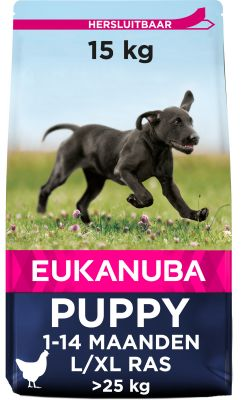Eukanuba Growing Puppy Large Breed Hondenvoer