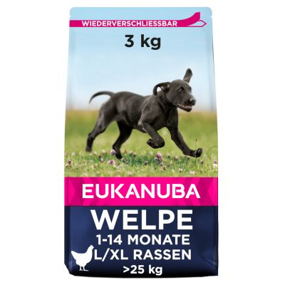 Eukanuba Growing Puppy Large Breed Huhn