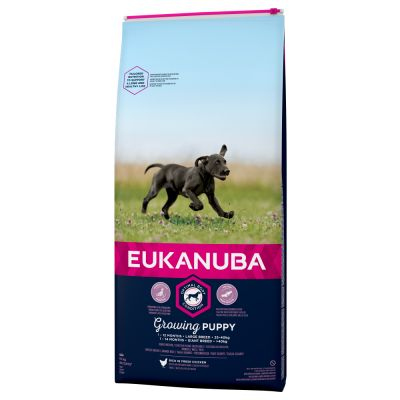 Eukanuba Growing Puppy razas grandes