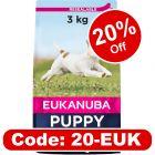 Eukanuba Growing Puppy Small Breed Chicken