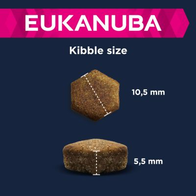 Eukanuba Puppy Small & Medium Breed Lam & Rijst Hondenvoer
